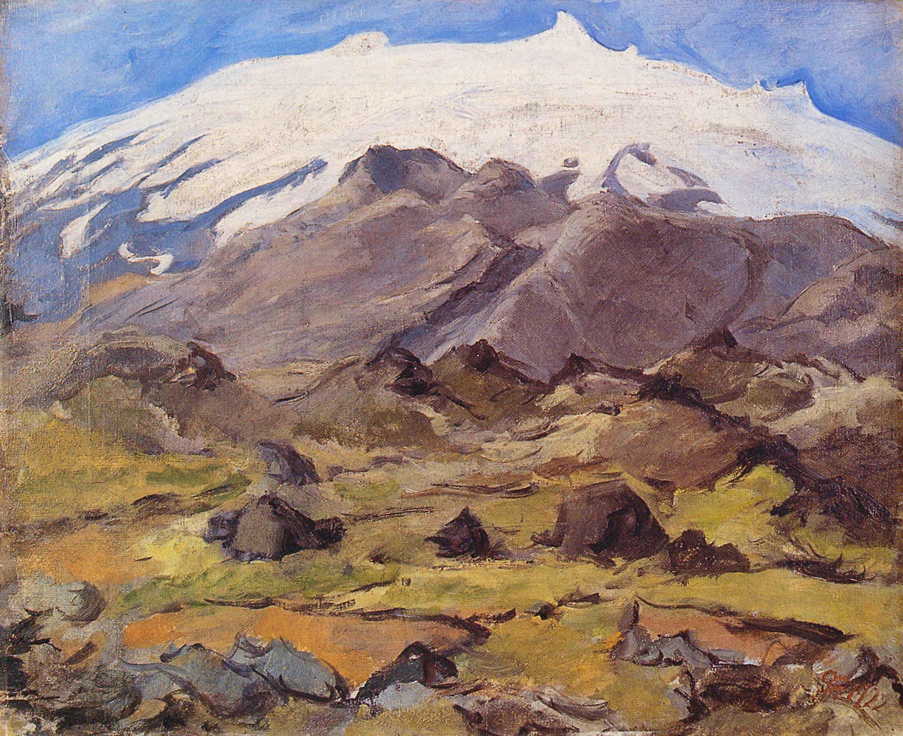 Muggur - Guðmundur Thorsteinsson