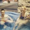 Der Pool  - Heitur pottur