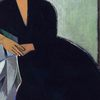 Kona í svörtu / Woman in Black