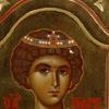Byzantine Icon- St. George.