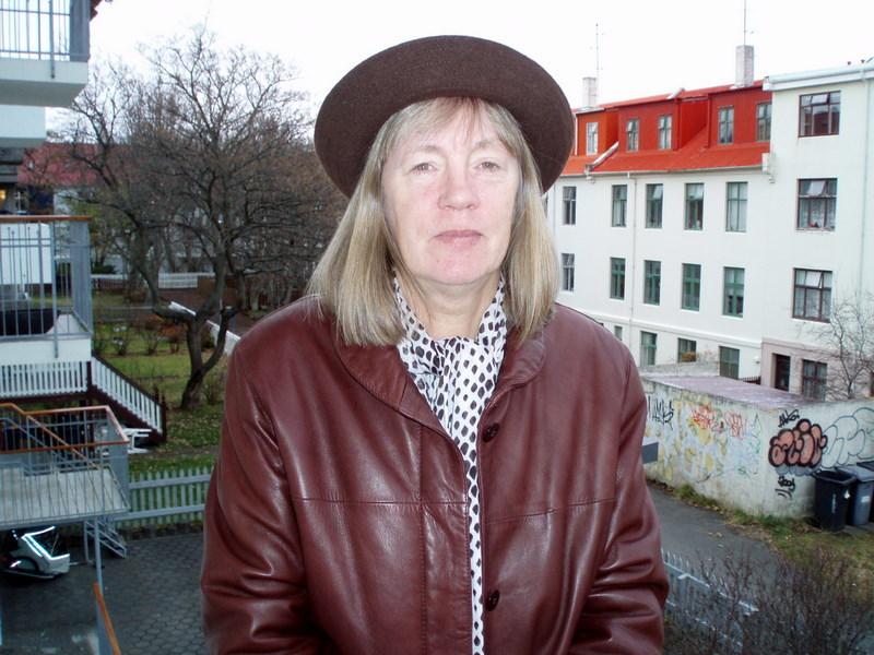 Jónína Lára Einarsdóttir