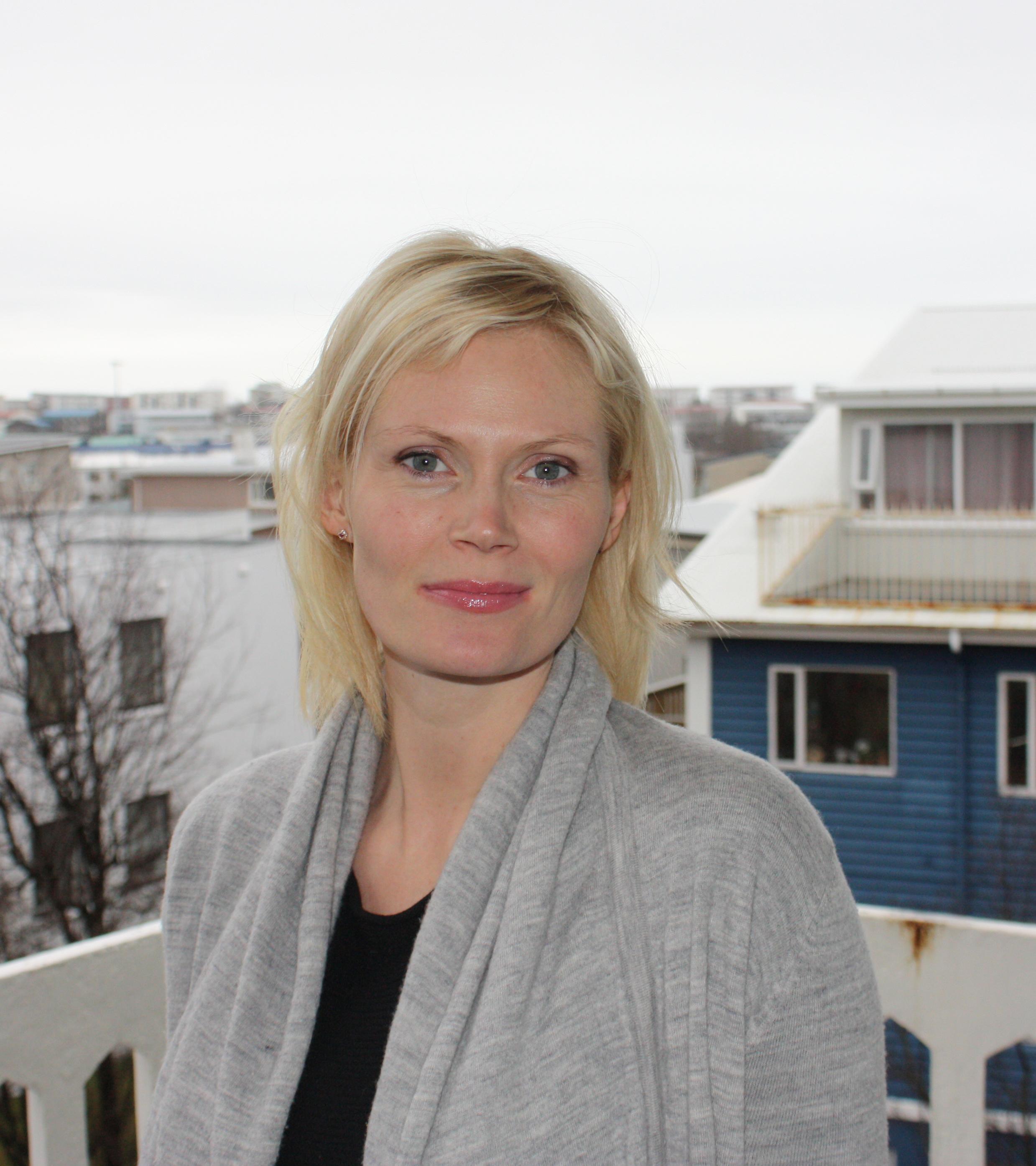 Arna Gná Gunnarsdóttir